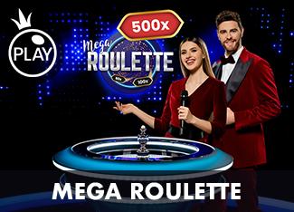 Live - Mega Roulette