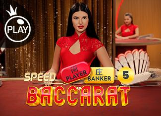 Speed Baccarat 5