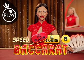 Speed Baccarat 6