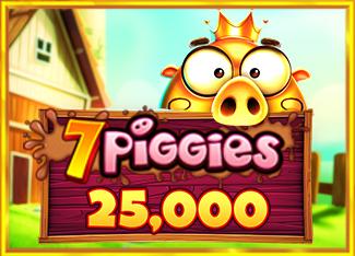 7 Piggies 25,000