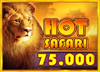Hot Safari 75,000